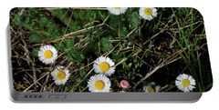 Mini Daisies Portable Battery Charger