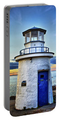 Miniature Lighthouse Portable Battery Charger