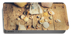 Miniature Sea Escape Portable Battery Charger