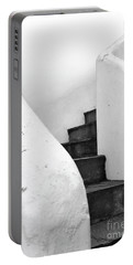 Minimal Staircase Portable Battery Charger