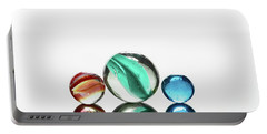 Minimalist Marbles #1 Portable Battery Charger