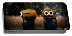 Minions 2 Portable Battery Charger by Kelly Awad