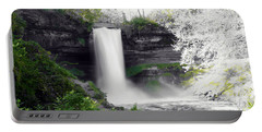 Minne Haha Falls Portable Battery Charger