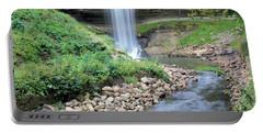 Minnehaha Falls Downstream Portable Battery Charger