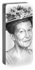 Minnie Pearl Portable Battery Charger