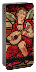 Paris, France - Minstrel Angel Portable Battery Charger