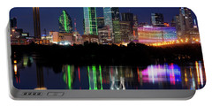 Mirror Colors Skyline Portable Battery Charger