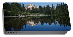Mirror Lake Portable Battery Charger by Ian Good
