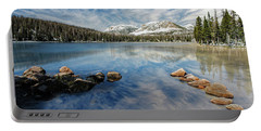 Mirror Lake Portable Battery Charger
