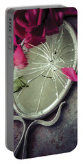 Portable Battery Charger featuring the photograph Mirror, Mirror... by Amy Weiss