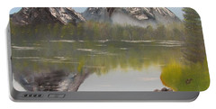Mirror Mountain Portable Battery Charger