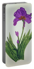 Miss Iris Portable Battery Charger