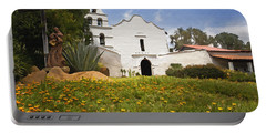 Mission San Diego De Alcala Portable Battery Charger