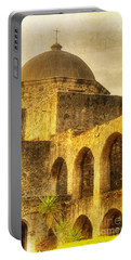 Mission San Jose San Antonio Texas Portable Battery Charger