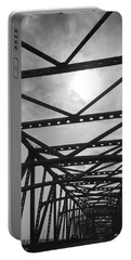 Mississippi River Bridge Portable Battery Charger