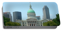 Missouri State Capitol Building Portable Battery Charger