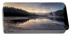 Bass Lake Sunrise - Blue Ridge Parkway Portable Battery Charger