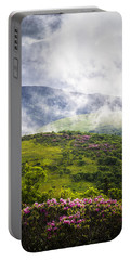 Rhododendrons - Roan Mountain Portable Battery Charger