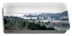 Mist Rising Portable Battery Charger