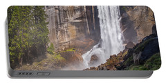 Mist Trail And Vernal Falls Portable Battery Charger