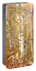 Misted Portable Battery Charger by Beve Brown-Clark Photography