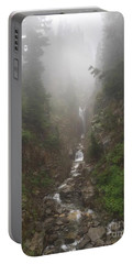 Misted Waterfall Portable Battery Charger
