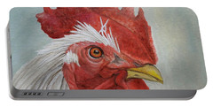 Mister Rooster Portable Battery Charger