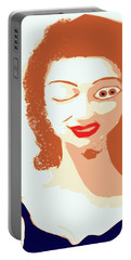 Mistress Of Duality Portable Battery Charger