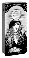 Mistress Of My Faith Portable Battery Charger