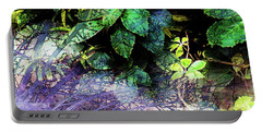 Misty Branches Portable Battery Charger