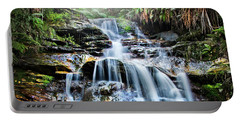 Misty Falls Portable Battery Charger
