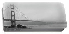Misty Golden Gate Portable Battery Charger