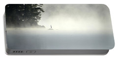 Misty Heron Portable Battery Charger