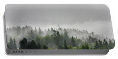 Misty Lions Gate View Portable Battery Charger