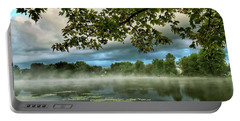 Misty Morn Portable Battery Charger