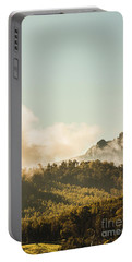 Misty Mountain Peaks Portable Battery Charger