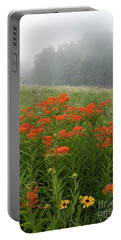 Misty Summer Morning - D010124 Portable Battery Charger