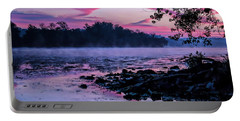 Misty Sunrise Palette Portable Battery Charger