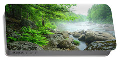 Misty Waters Portable Battery Charger