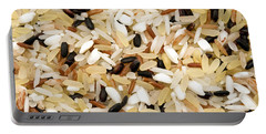 Mixed Rice Portable Battery Charger