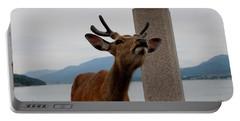Miyajima Deer Portable Battery Charger