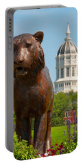 Mizzou Portable Battery Charger by Steve Stuller