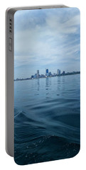 Mke Cityscape Portable Battery Charger