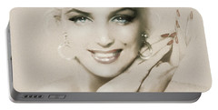 Mm 133 Sepia Portable Battery Charger