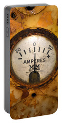 Mm Amperes Gauge Portable Battery Charger
