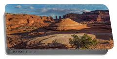 Moab Back Country Panorama Portable Battery Charger