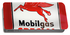 Mobilgas Vintage 82716 Portable Battery Charger