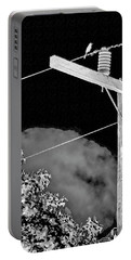 Mockingbird On A Wire Portable Battery Charger