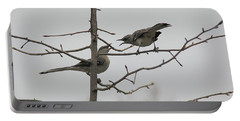 Mockingbirds Talk It Out Portable Battery Charger