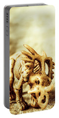 Model Styracosaurus Skeleton Portable Battery Charger